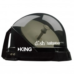 KING Tailgater Pro Premium Satellite TV Antenna - Portable
