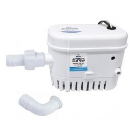 Albin Pump Automatic Bilge Pump 500 GPH - 12V