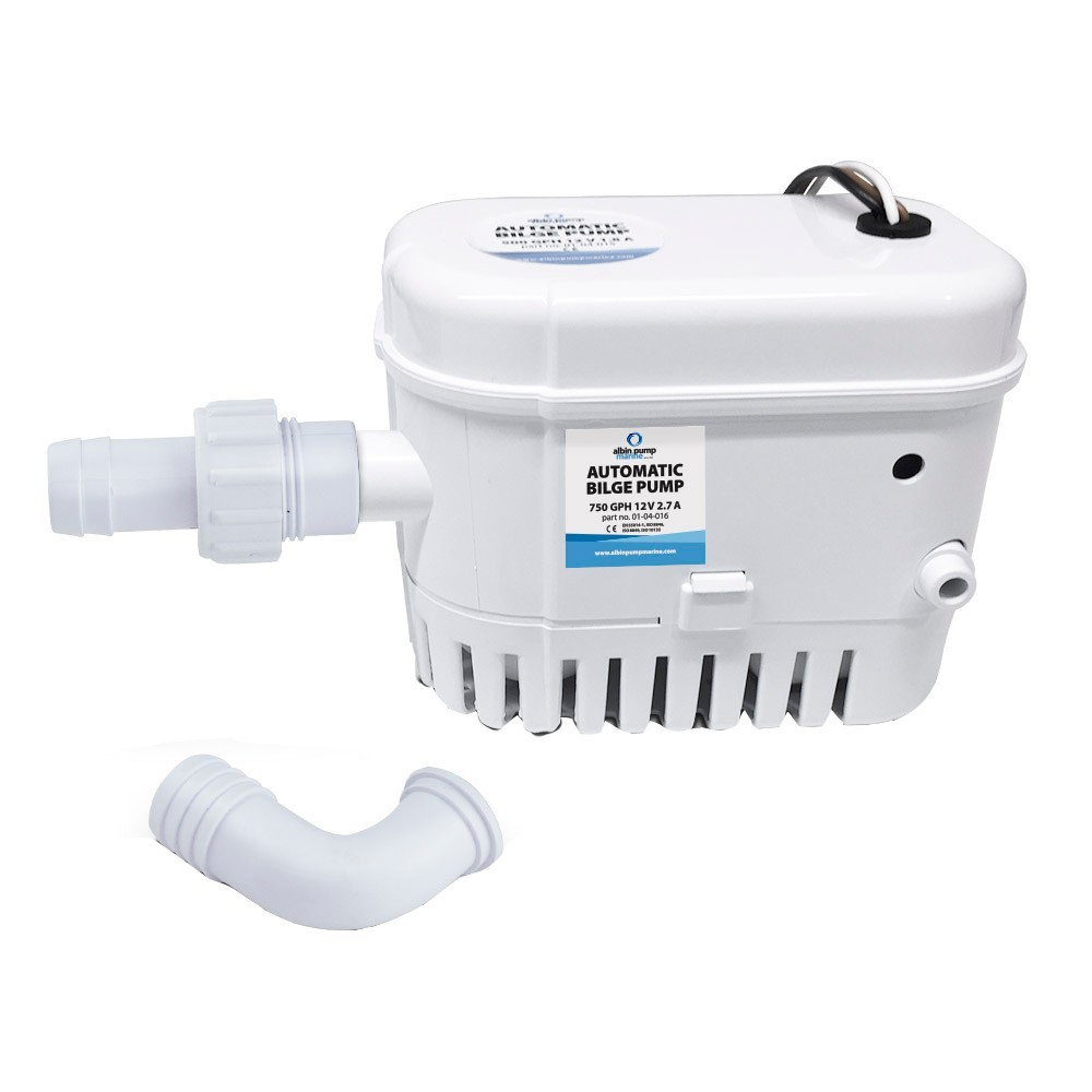 NEW 12V SUBMERSIBLE BOAT BILGE WATER PUMP 2000GPH 7550LPH Compare to Rule