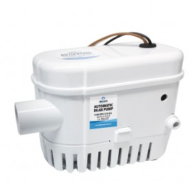 Albin Pump Automatic Bilge Pump 1100 GPH - 12V