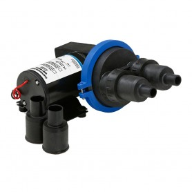 Albin Pump Compact Waste Water Diaphragm Pump - 22L-5-8GPM- - 12V