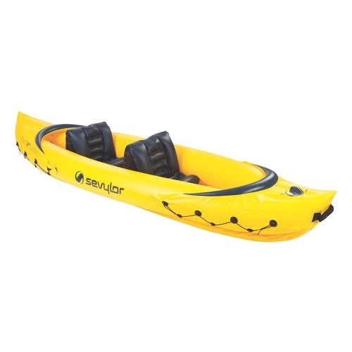 Sevylor Tahiti Classic Inflatable Kayak - 2-Person