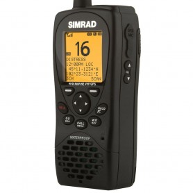 Simrad HH36 VHF Handheld w-Built-in GPS - Class D DSC
