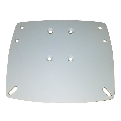 Scantstrut Radome Plate 1 f-Raymarine- Garmin- BG- Lowrance Domes