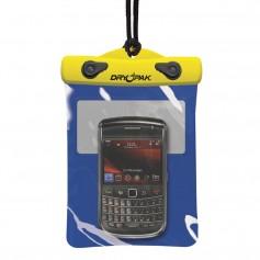 Dry Pak GPS-PDA-SmartPhone Case - Blue-Yellow - 5- x 6-