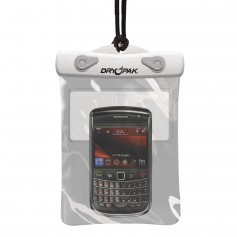 Dry Pak GPS-PDA-Smart Phone Case - White-Grey - 5- x 6-