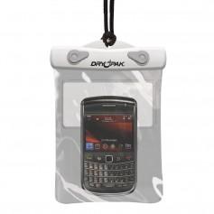 Dry Pak GPS-PDA-Smart Phone Case - White-Grey - 5- x 6-