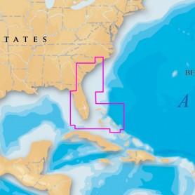 Navionics Platinum- - Southeast and Bahamas - microSD-SD