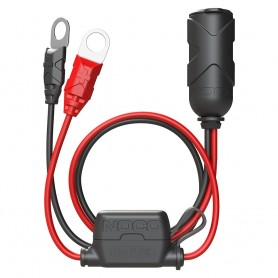 NOCO GC018 12V Plug w-Eyelet Terminals