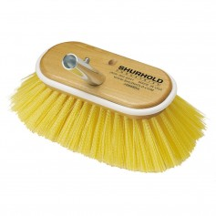 Shurhold 6- Polystyrene Medium Bristle Deck Brush