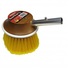 Shurhold 5- Round Polystyrene Soft Brush f- Windows- Hulls- - Wheels