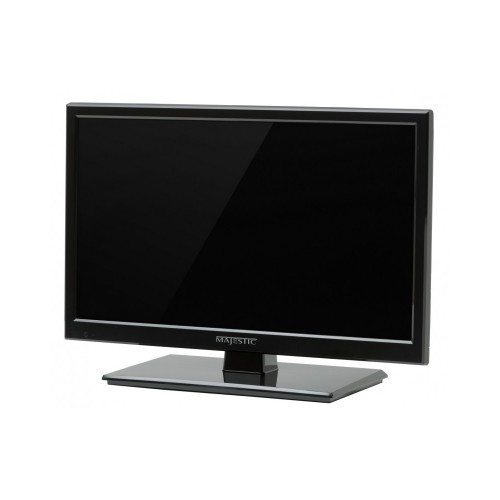 Majestic 19- LED 12V HD TV w-Built-In Global Tuners - 1x HDMI