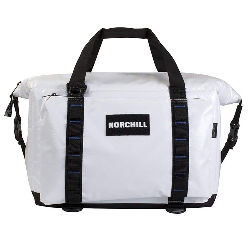 NorChill BoatBag xTreme Medium 24-Can Cooler Bag - White Tarpaulin