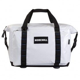 NorChill BoatBag xTreme Large 48-Can Cooler Bag - White Tarpaulin