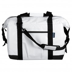 NorChill BoatBag xTreme Small 12-Can Cooler Bag - White Tarpaulin