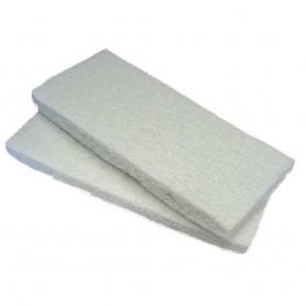 Shurhold Shur-LOK Fine Scrubber Pad - -2-Pack-