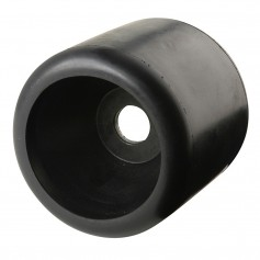 C-E- Smith Wobble Roller 4-3-4-ID with Bushing Steel Plate Black
