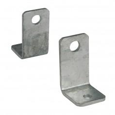 C-E- Smith Side Angle -L- Bracket - Pair - Galvanized