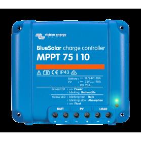 Victron BlueSolar MPPT 75/10 10 Amp Solar Charge Controller Regulator