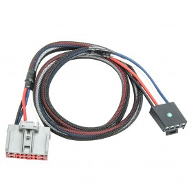 Tekonsha Brake Control Wiring Adapter - 2 Plug- GM