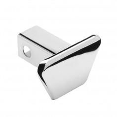 Draw-Tite Receiver Tube Cover 1-1-4- Square - Chrome Metal