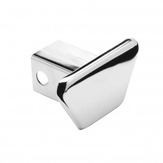 Draw-Tite Receiver Tube Cover 2- Square - Chrome Metal