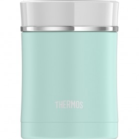 Thermos Sipp Stainless Steel Food Jar - 16 oz- - Matte Turquoise
