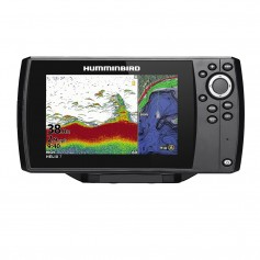 Humminbird HELIX 7 CHIRP Fishfinder-GPS Combo G3 w-Transom Mount Transducer