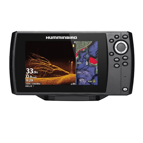 Humminbird HELIX 7 CHIRP MEGA DI Fishfinder-GPS Combo G3N - Display Only