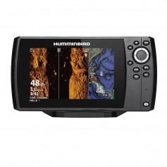 Humminbird HELIX 7 CHIRP MEGA SI Fishfinder-GPS Combo G3N w-Transom Mount Transducer