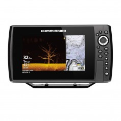 Humminbird HELIX 8 CHIRP MEGA DI Fishfinder-GPS Combo G3N - Display Only
