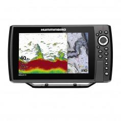 Humminbird HELIX 9 CHIRP Fishfinder-GPS Combo G3N w-Transom Mount Transducer