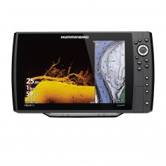Humminbird HELIX 12 CHIRP MEGA DI Fishfinder-GPS Combo G3N - Display Only
