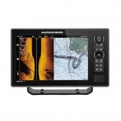 Humminbird SOLIX 10 CHIRP MEGA SI Fishfinder-GPS Combo G2 w-Transom Mount Transducer