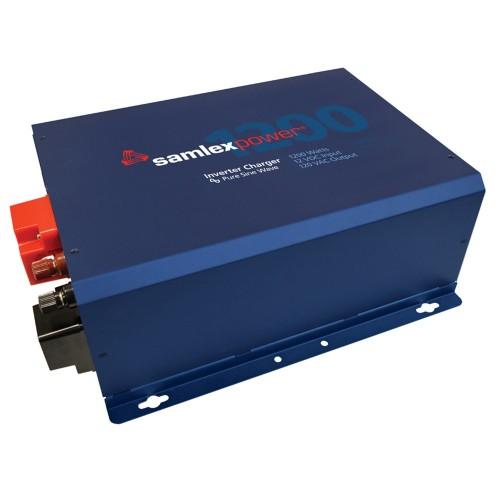 Samlex Evolution F Series 1200W- 120V Pure Sine Wave Inverter-Charger w-24V Input 40 Amp Charger