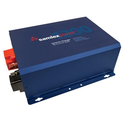 Samlex Evolution F Series 1200W- 120V Pure Sine Wave Inverter-Charger w-24V Input 40 Amp Charger w-Hard Wiring