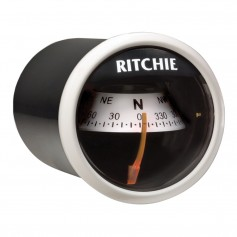 Ritchie X-21WW RitchieSport Compass - Dash Mount - White-Black