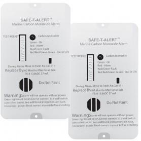 Safe-T-Alert FX-4 Carbon Monoxide Alarm - 2-Pack