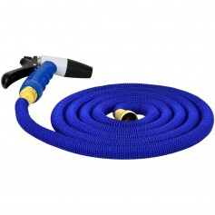 HoseCoil Expandable 25 Hose w-Nozzle Bag