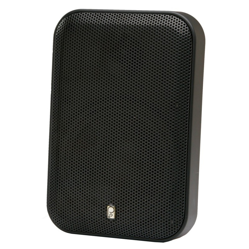 Poly-Planar Platinum Panel Speaker - -Pair- Black