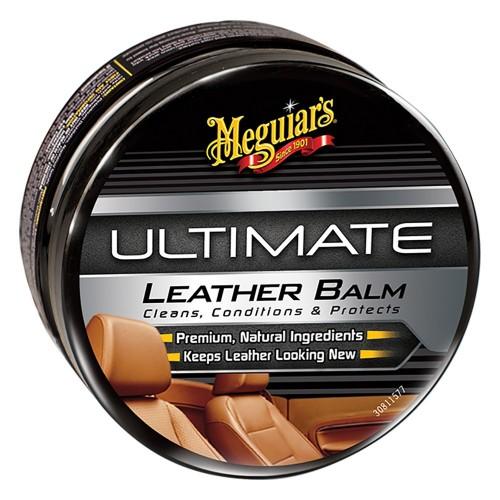Meguiars Ultimate Leather Balm - 5oz- -Case of 4-