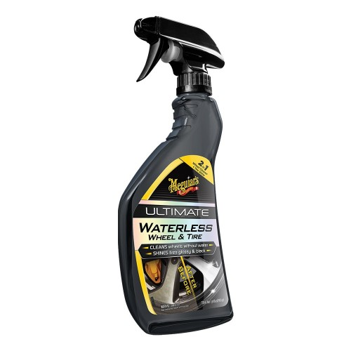 Meguiars Ultimate Waterless All Wheel Tire - 24oz- -Case of 6-