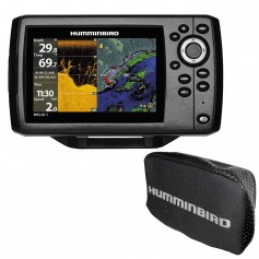 Humminbird HELIX 5 CHIRP DI GPS G2 Combo w-Free Cover