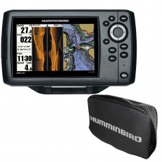 Humminbird HELIX CHIRP SI GPS G2 Combo w-Free Cover