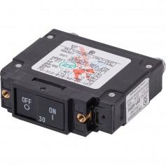 Blue Sea 7458 UL-489 Circuit Breaker - 30A Flat Rocker