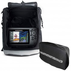 Humminbird HELIX 5 Chirp GPS G2 Portable w-Free Cover