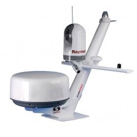 Scanstrut Tapered Radar Mast f-Radomes- Lights- Cameras- GPS-VHF Antennas