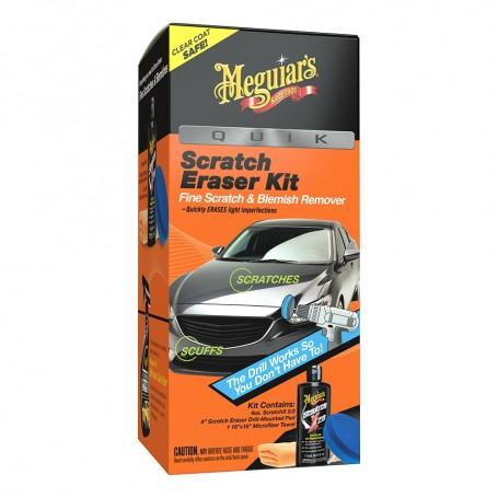 Meguiars Quik Scratch Eraser Kit -Case of 4-
