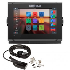 Simrad GO7 XSR Combo w-HDI Skimmer Transducer