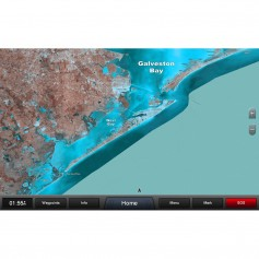 Garmin Standard Mapping - Texas East Classic microSD-SD Card
